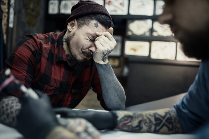 Facing Problems With Tattoos, Pain And Aftercare