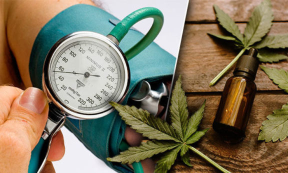 Lower Your Blood Pressure With CBD Oil!