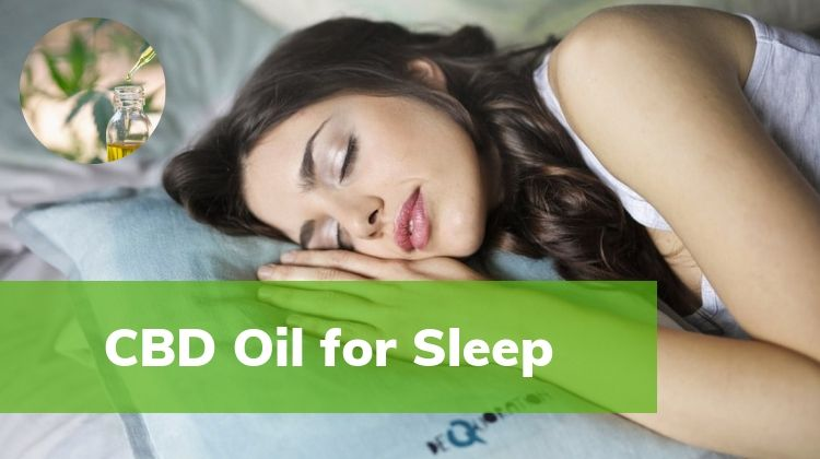CBD oil for sleep