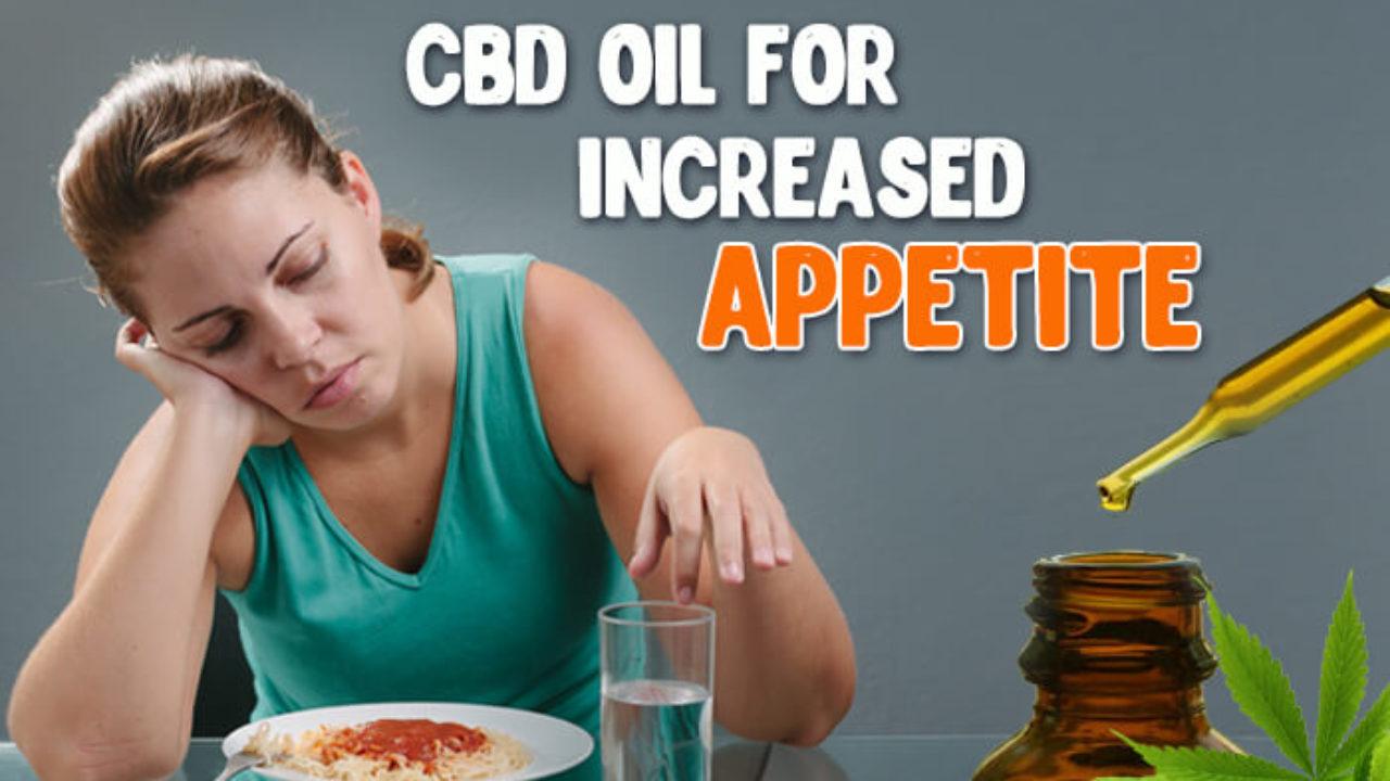 CBD for Appettide